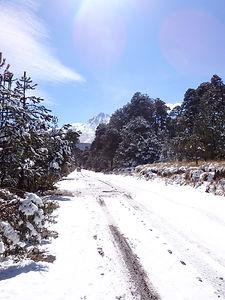 nevado de toluca mexico