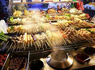 Jalan Alor, street food, kuala lumpur, malaysia