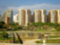 valencia, spain, jardines del turia