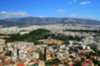 athens, greece, view