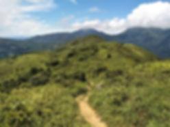 lantau island, lantau trail, view, mountain, hills, hiking, hong kong