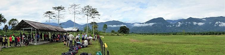 kokoda, airport, papua new guinea
