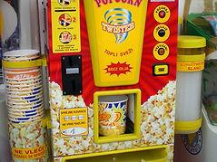 bled, slovenia, popcorn