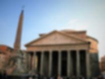 pantheon, rome, italy, church