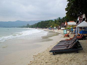 beach, ko samui, thailand