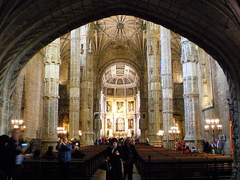 monastero dos Jeronimos, lisbon, portugal