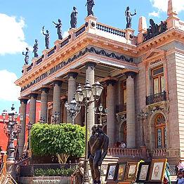 guanojuato mexico theatre