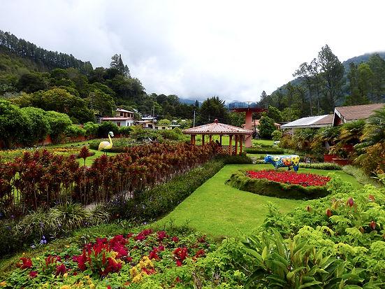 mi jardin es su jardin boquete panama