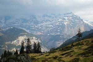 lauterbrunnen, switzerland, alps