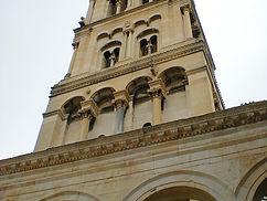 split, croatia, cathedral