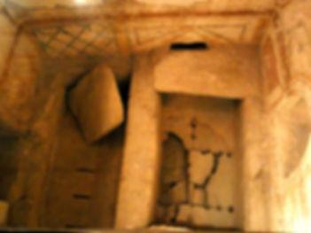 Cella Septichora, mausoleum, pecs, hungary