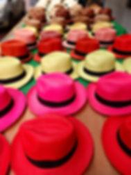 panama hats, casco viejo panama city