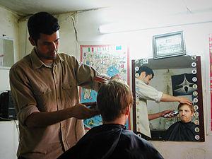 fez, morocco, barber