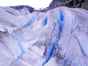 jostedalen, glacier, norway