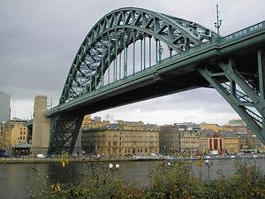 Tyne bridge, Newcastle, England