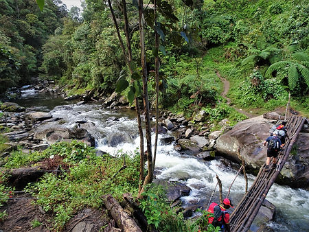 kokoda, track, trail, papua new guinea, hike, trek, mountain, jungle, templeton's crossing, river
