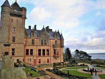 Belfast castle, belfast, ireland