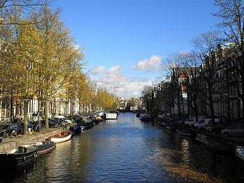 Amsterdam, canal, netherlands