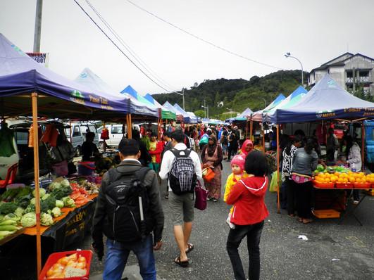 Brinchang Street Market