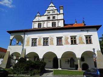 Town hall, levoca, slovakia