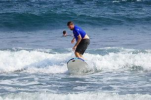 surfing, el salvador