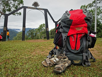 kokoda trail, track, papua new guinea, jungle, mountain, hike, trek, ower's corner