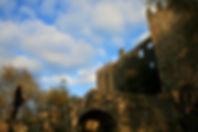 castle, guimaraes, portugal
