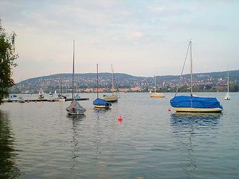 zurich, switzerland, lake