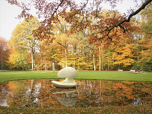 Hoge Veluwe Scultpure Garden, national park, netherland