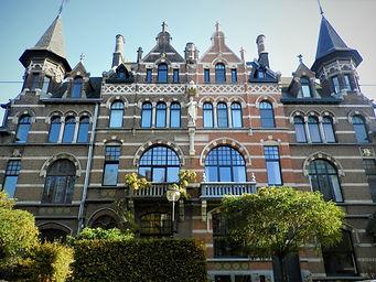 Zurenborg, art nouveau,  antwerp, belgium