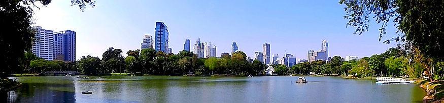 bangkok, thailand, lumpini park