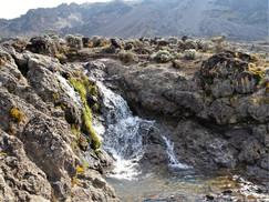 Crossing cascades