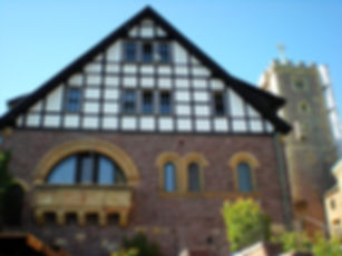 wartburg, eisenach, bach, germany
