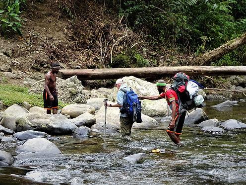kokoda trail, track, papua new guinea, hike, trek, mountain, jungle, river