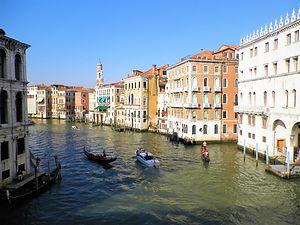 venice, italy, canal