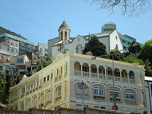 gibraltar, mansion