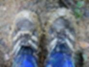 kokoda trail, track, papua new guinea, hike, trek, jungle, mountain, mud, shoes