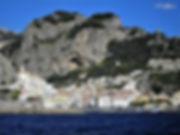 Amalfi, coast, italy, sea, mediterranean