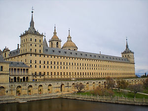 Monastery, el escorial, spain