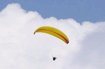 paragliding lake atitlan guatemala