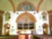 Mosque church, pecs, hungary