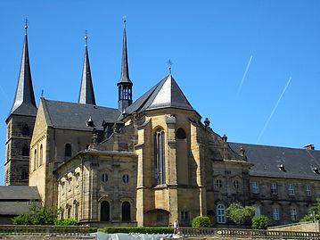 bamberg, germany, st michael, church
