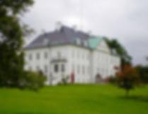 denmark, arhus, Marselisborg, palace