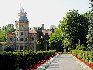 Sigulda New Castle, latvia