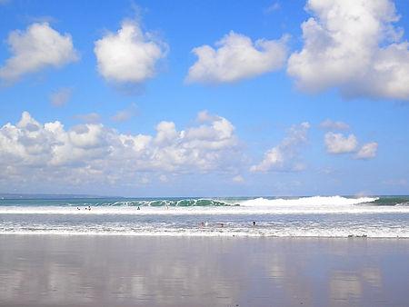 Seminyak Bali Indonesia beach