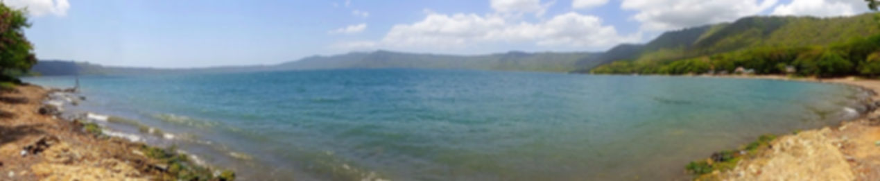 apoyo lagoon granada nicaragua