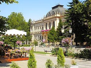 Patriarchy residence, sremski karlovci, serbia