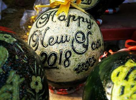 tet, vietnam, happy new year, watermelon