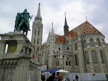 Matthias Church, Castle Hill, budapest, hungary