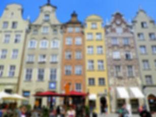 Dluga, Gdansk, poland